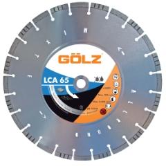 Gölz LCA 65, Ø350x20,0 mm, Diamantskive