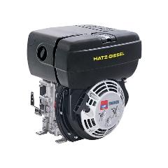 Hatz 1B20X-B08, Dieselmotor