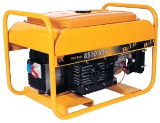 Subaru 8510MTX, Generator