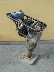 Weber SRX 60R, Brugt stamper