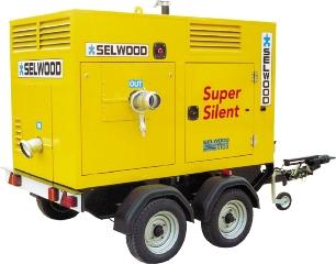 Selwood S100, Vand- og slampumpe