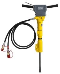 Atlas Copco LH230E, nakke 25x108, håndholdt hydraulikhammer