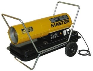Master B360, Varmekanon