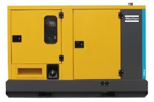 Atlas Copco QES 60, Generator