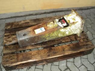 Furukawa F 3, Brugt hydraulikhammer