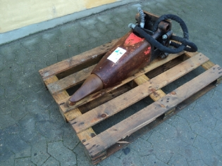 Rammer BR 2111, Brugt Hydraulikhammer