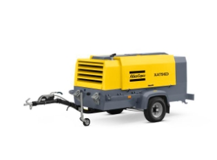 Atlas Copco XATS 186 Jd, Kompressor