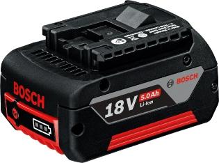 Bosch Batteri, GBA 18 V, 5,0 Ah Lithium