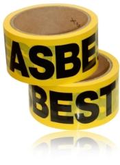 PVC Tape, Asbest, én rulle