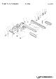 Reservedelsdokument, Rocut 75TC, Plastsaks