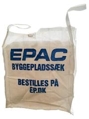 EPAC Byggepladssæk, 1500 kg