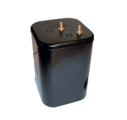 Batteri, m/skruer, 6 V
