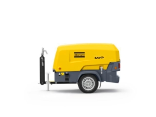 Atlas Copco XATS 68 Kd, Kompressor