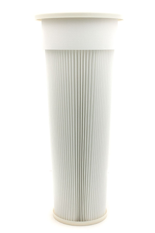 Dustcontrol Finfilter, PTFE, t/DC38-3900