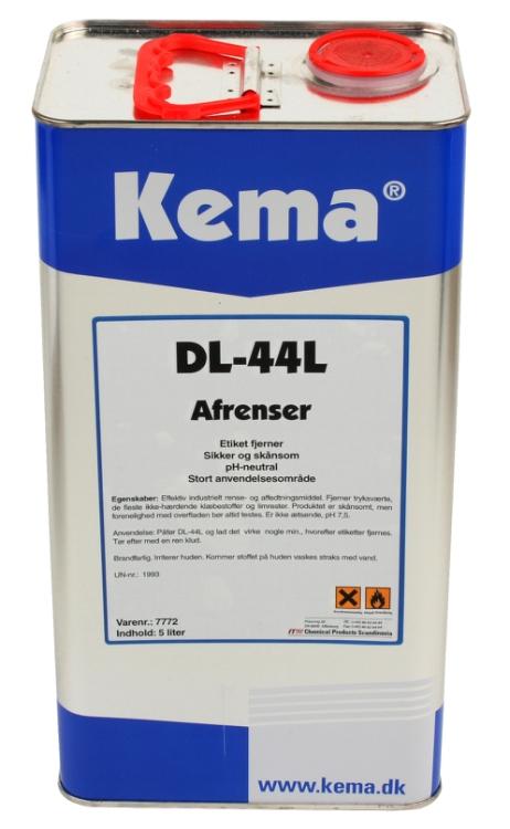 Kema DL-44L, Afrenser, Dunk, 5 l