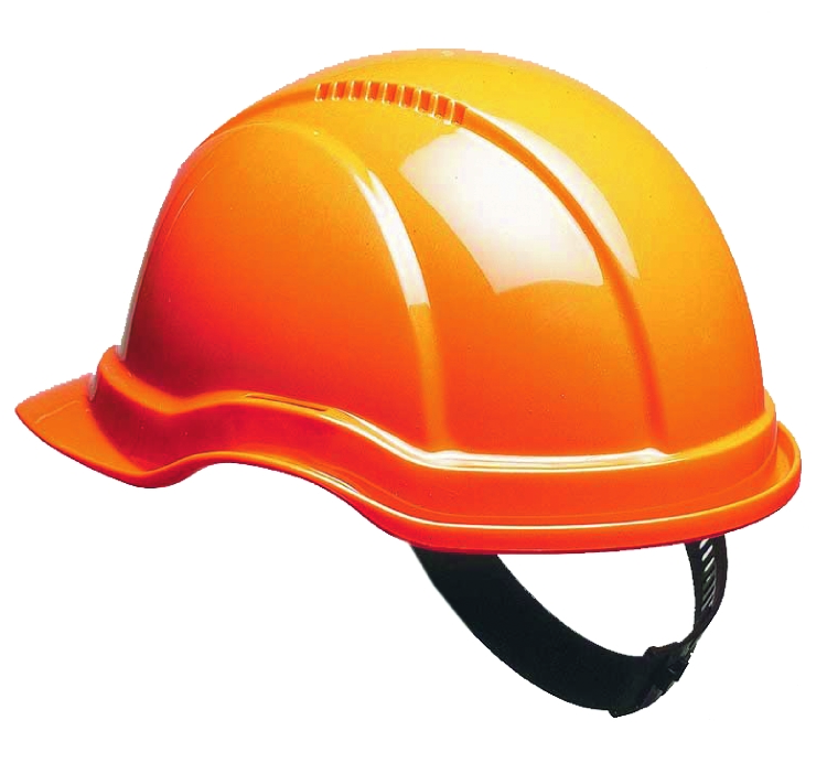 Sikkerhedshjelm, Orange