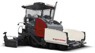 Dynapac SD2500WS, Asfaltudlægger