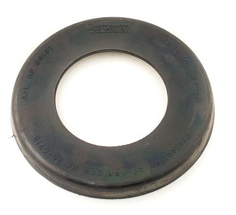 Gummikåbe, Ø72/135 mm