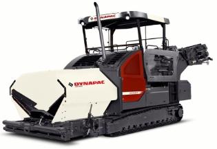 Dynapac MF2500CS, Mobil asfaltføder