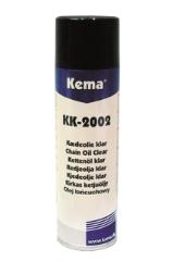 Kema Kædeolie KK-2002, Spray, 500 ml