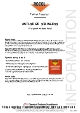 Teknisk datablad, Rocol Anti-Seize Stainless