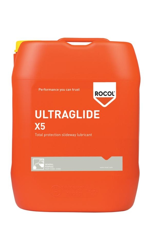 Rocol Ultraglide X5, 20 l, Vangesmøremiddel