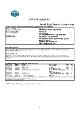 Sikkerhedsdatablad, Kema Grundmaling RBG-80, Spray, 500 ml