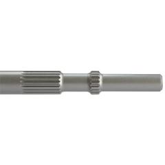 Fladmejsel m/splines, 22x250 mm