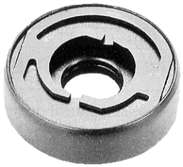 Quickflange t/vinkelsliber, 180-230 mm