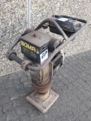 Bomaq BT 65, Brugt stamper - BM100895