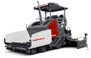 Dynapac F2500W, Asfaltudlægger