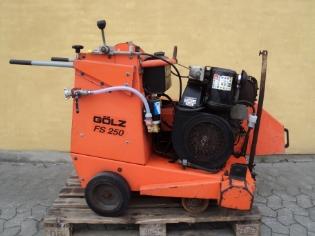 Gölz FS 250, Fugeskæremaskine