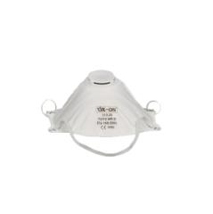Støvmaske, FFP2, m/ventil, 1 stk