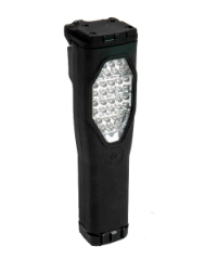 LED håndlampe, 34 LED
