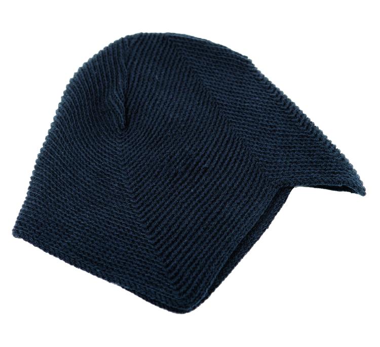 Hjelmhue, Blå