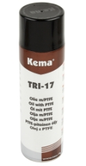 Kema Olie m/PTFE TRI-17, Spray, 500 ml