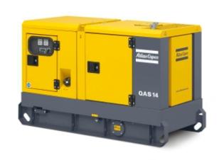 Atlas Copco QAS 14, Generator