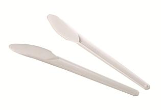 Kniv, Plast