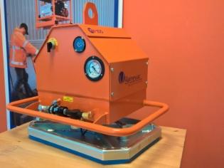 Hamevac VTH-500-A, Vakuumløfter