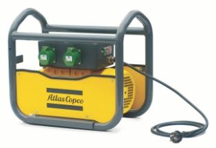 Atlas Copco CF25M, Frekvensomformer