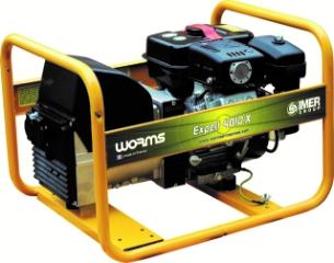 Worms 4010X Expert, Generator