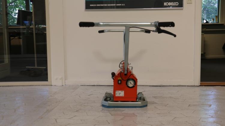 Hamevac VTH-150-BL, Vakuumløfter   Inkl. Sugekop 300x400 mm