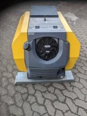 Atlas Copco XAS27, Brugt kompressor