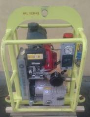 Alvac Handy Jet, Brugt vakuumsuger