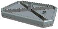 Hamevac Sugekop 400x500 mm, t/ VHU-3000