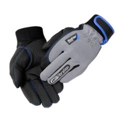 OX-ON BlueEdge Anti-Vibrationshandske, Str.10