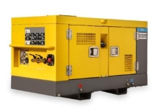 Atlas Copco U110, Kompressor