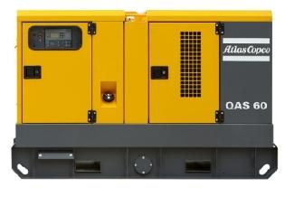 Atlas Copco QAS 60, Generator