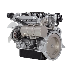 Hatz 4H50TIC, Dieselmotor