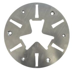 Værktøjsholder, Ø230 mm